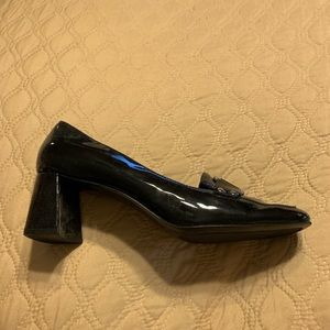 Bandolino Shoes - Black Patten Leather Heels